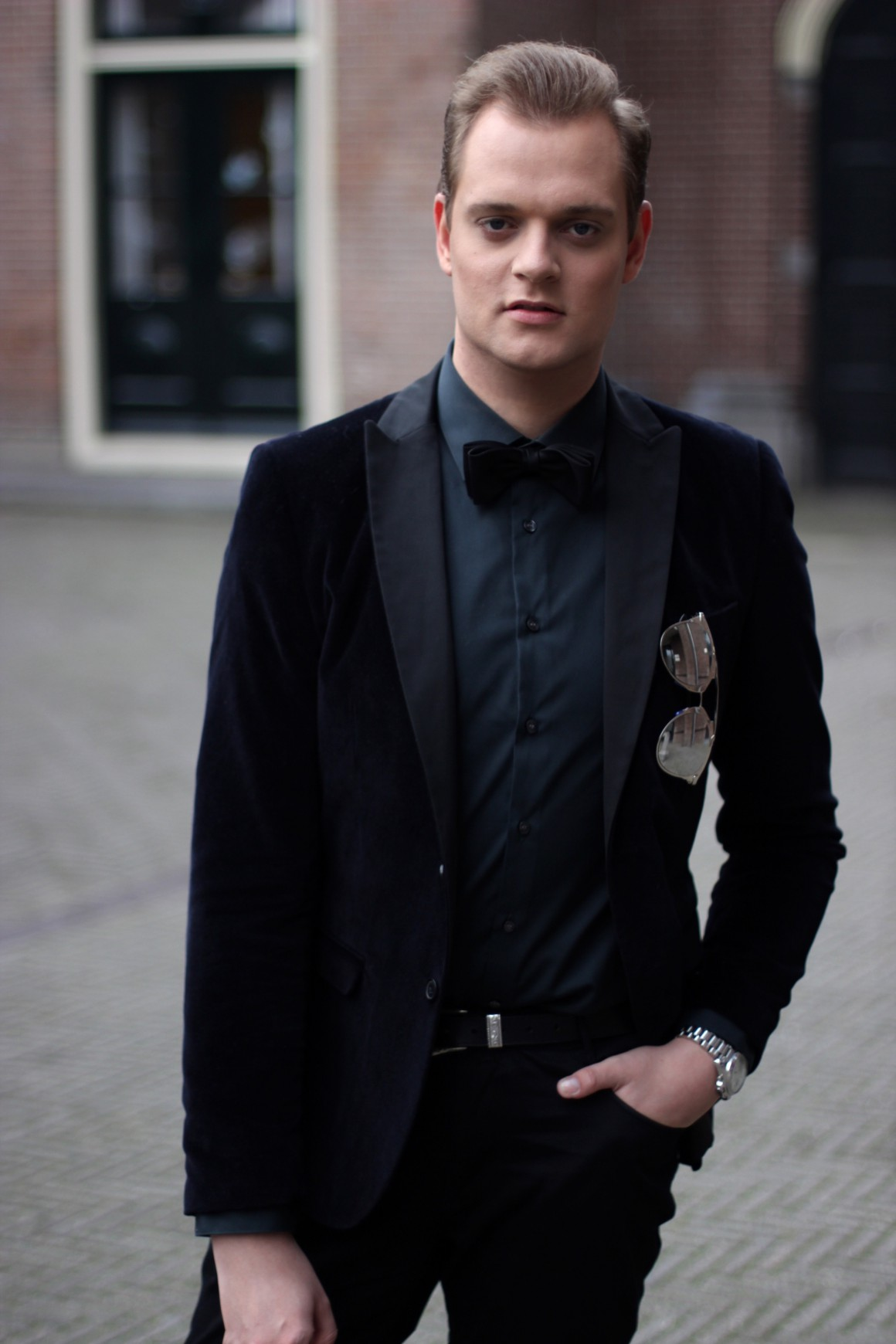 NYE outfit JustKVN menswear and lifestyle blog