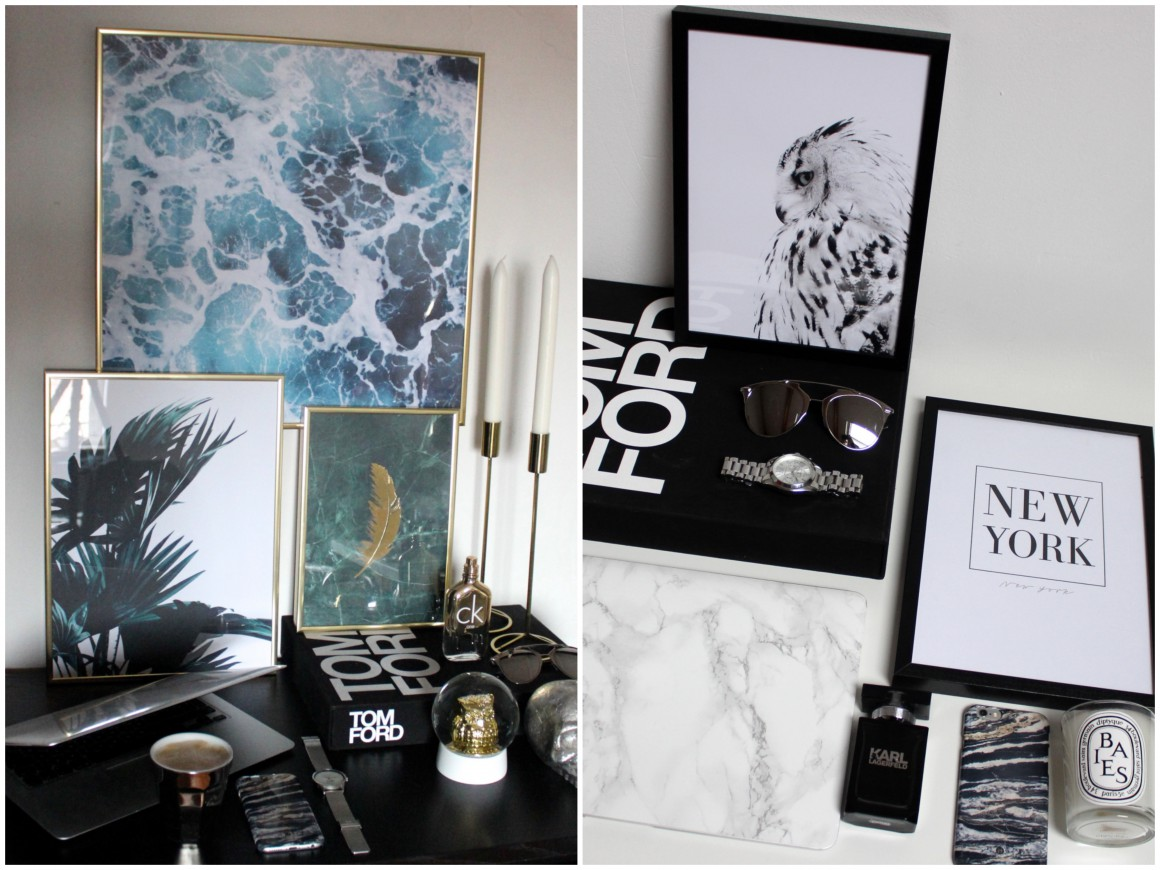 Interior tip Desenio.nl Posters JustKVN menswear and lifestyle blog-1