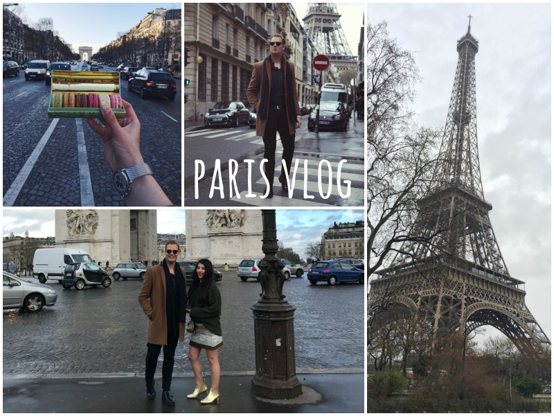 Paris vlog Justkvn menswear and lifestyle blog