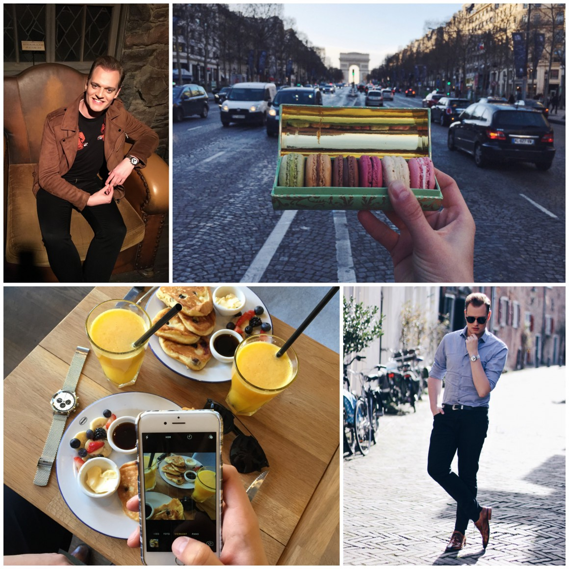 March photo diary JustKVN menswear and lifestyle blog