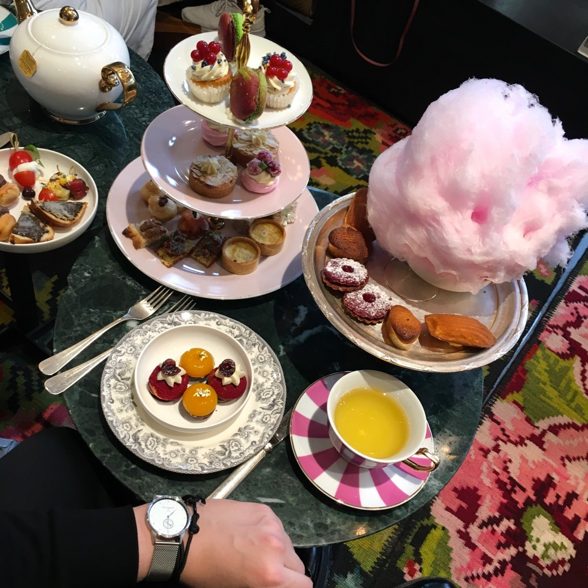 High Tea at the Duchess Amsterdam JustKVN menswear and lifestyle blog