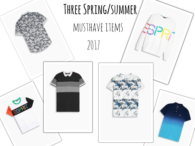 Three spring-summer musthaves ft. Espirt JustKVN menswear and lifestyle blog-1