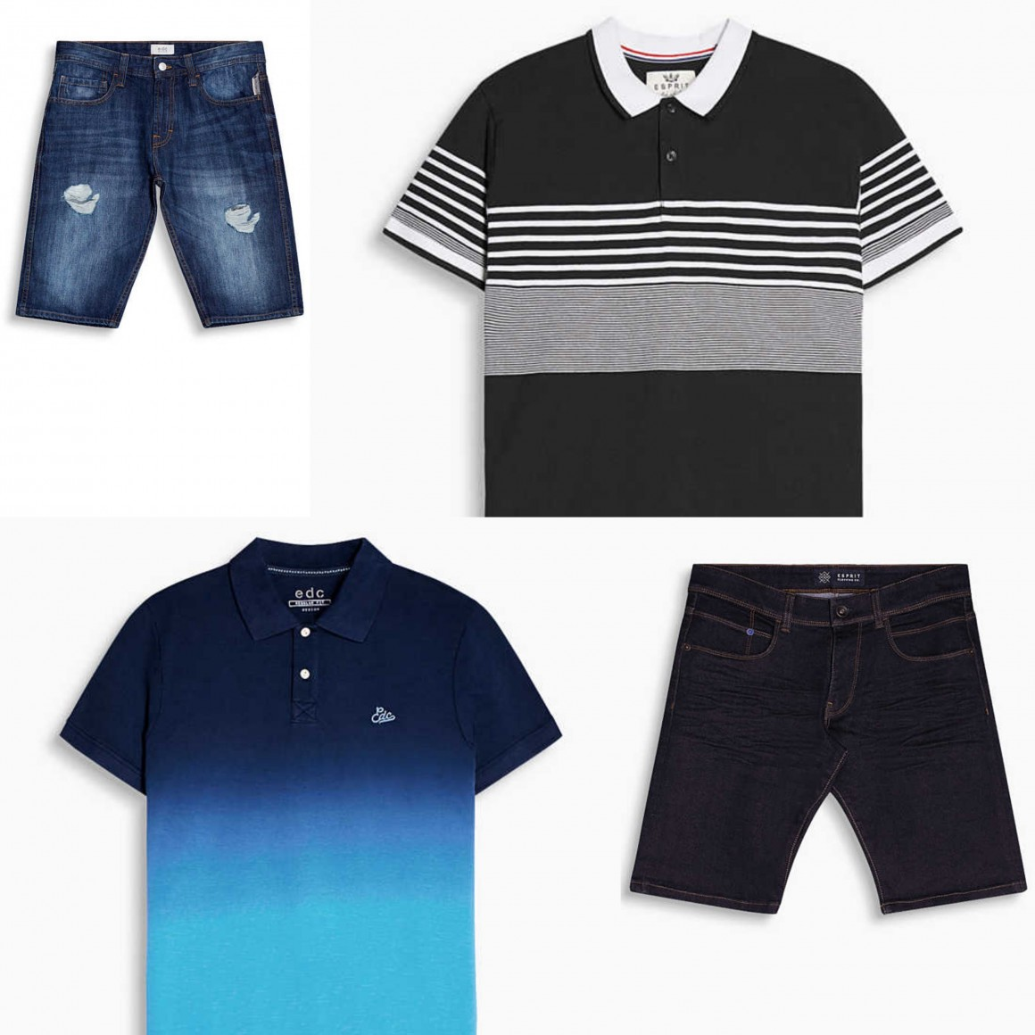 Three spring-summer musthaves ft. Espirt JustKVN menswear and lifestyle blog