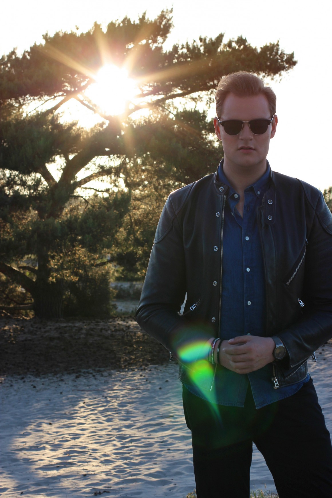 Accessoires trends for men featuring Trendhim.nl - Shot at Soesterduinen JustKVN menswear and lifestyle blog