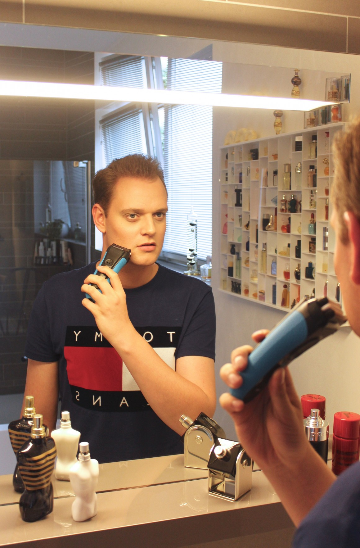 New Grooming Routine ft. Braun Series 3 Pro Skin - JustKVN menswear and lifestyle blog