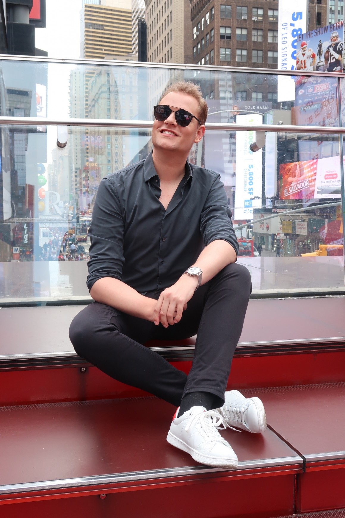 New York City Travel Guide JustKVN menswear and lifestyle blog