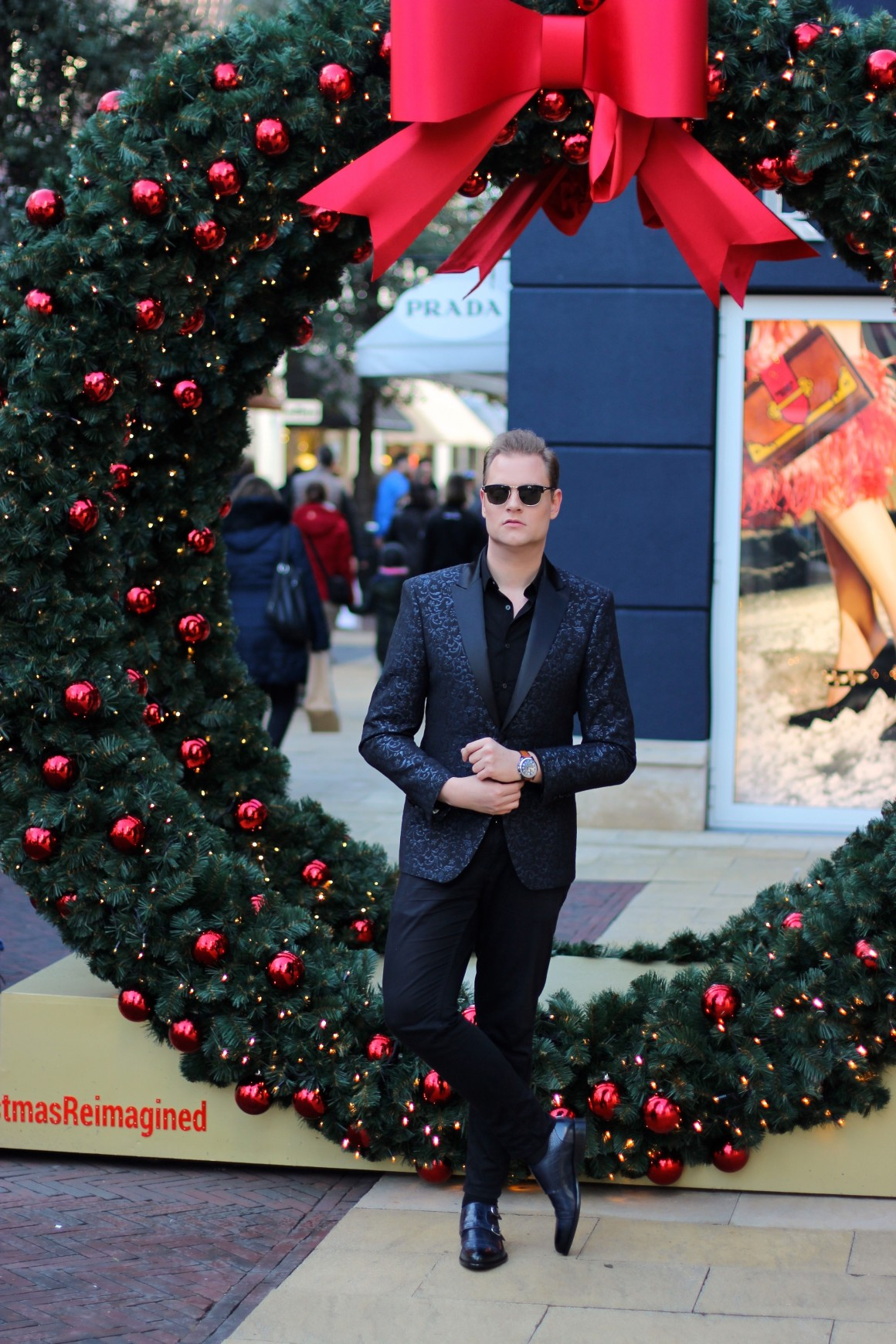 Christmas Look 2017 JustKVN menswear and lifestyle blog