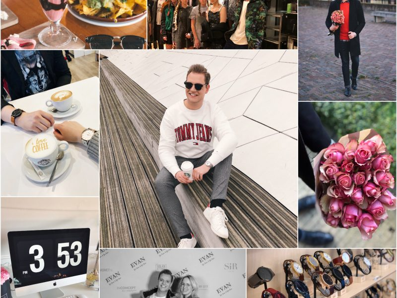 February Photo Diary JustKVN menswear and lifestyle blog