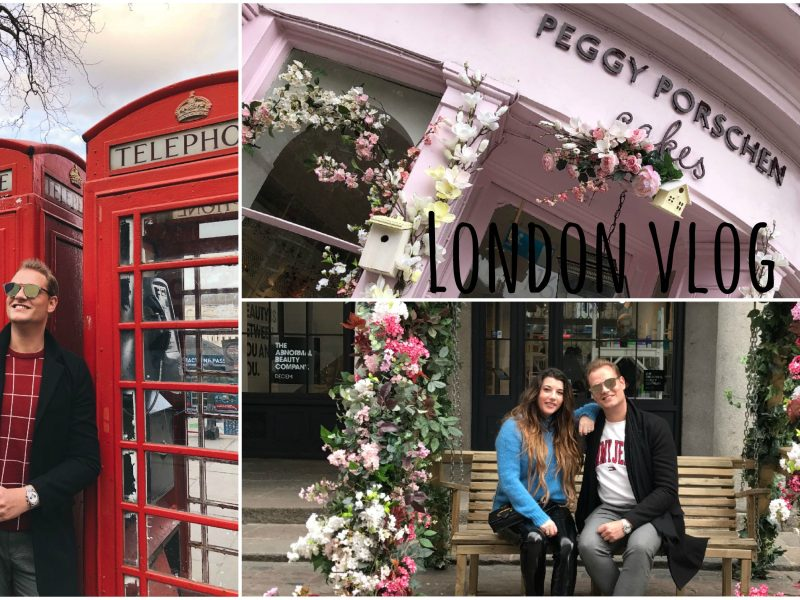 London Vlog Justkvn menswear and lifestyle blog