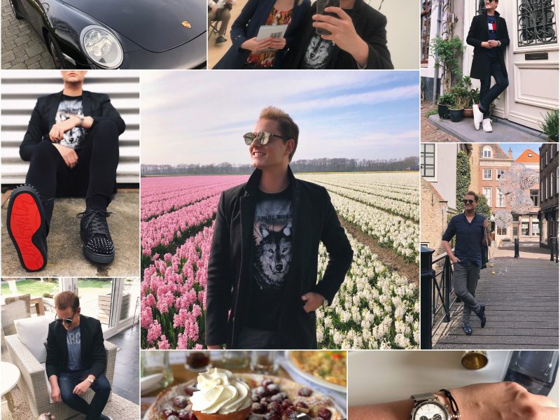 April Photo Diary JustKVN menswear and lifestyle blog