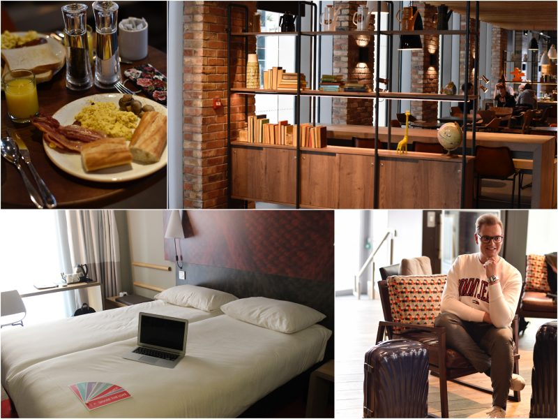 Review Ibis Canning town London Hotel JustKVN menswear and lifestyle blog
