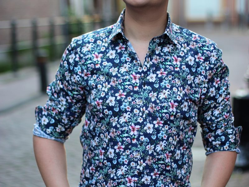 Flower Power Outfit - JustKVN menswear and lifestyle blog