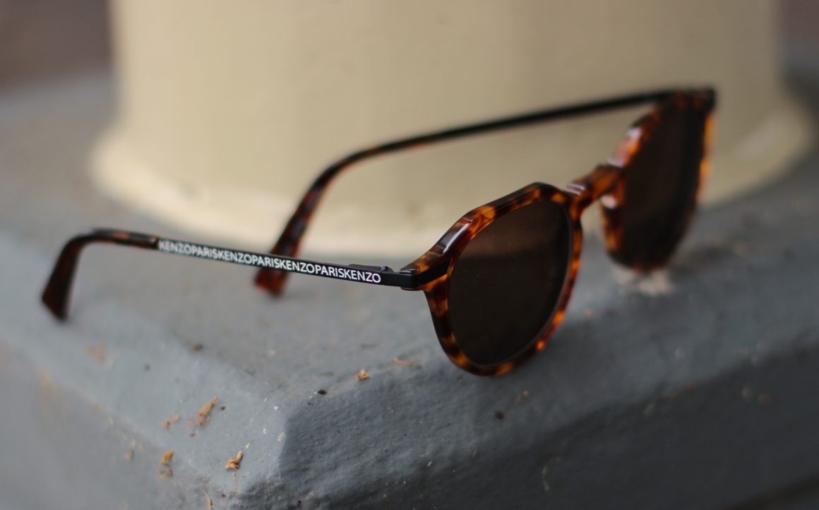 70's trend with sunglasses from Specsavers KENZO